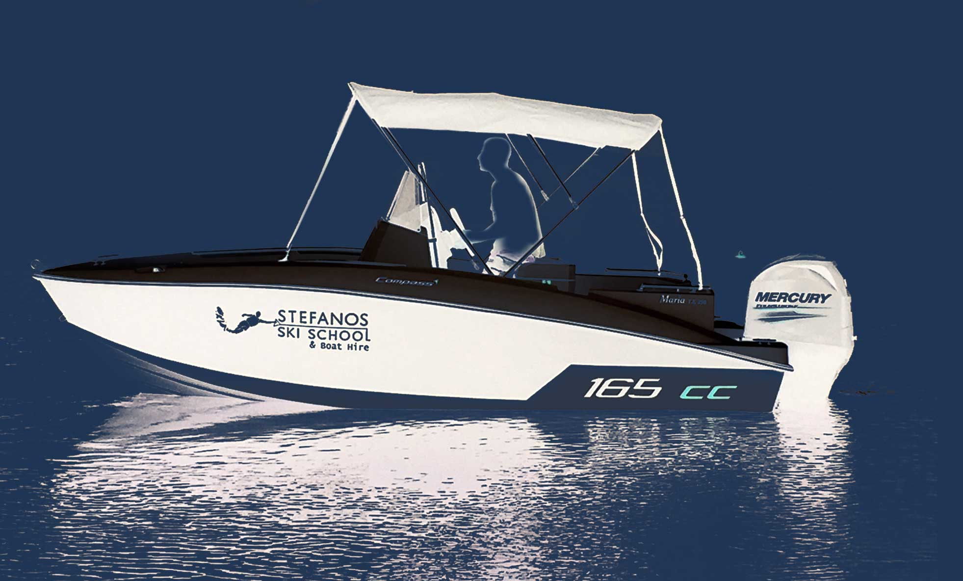 SKIATHOS BOAT HIRE speed boats for rent