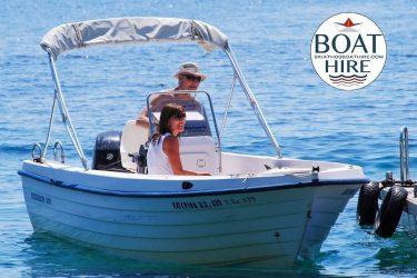 Katerina Boat for rent in Skiathos