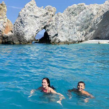 Trip to Lalaria Beach