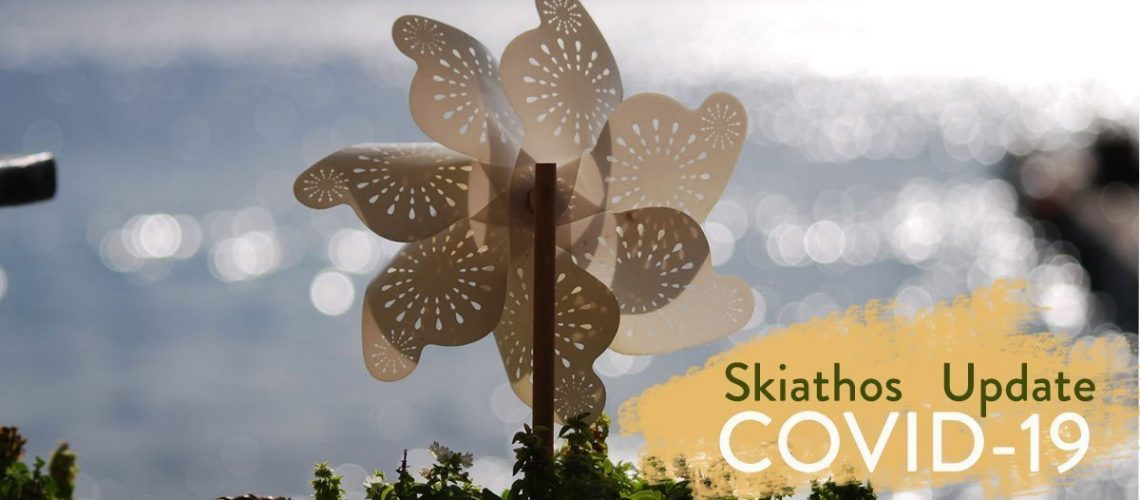 COVID-19 Skiathos latest news about Cronavirus